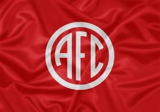Bandeira do América FC . Foto: Divulgação.