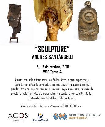 SCULPTURE Andrés Santángelo
