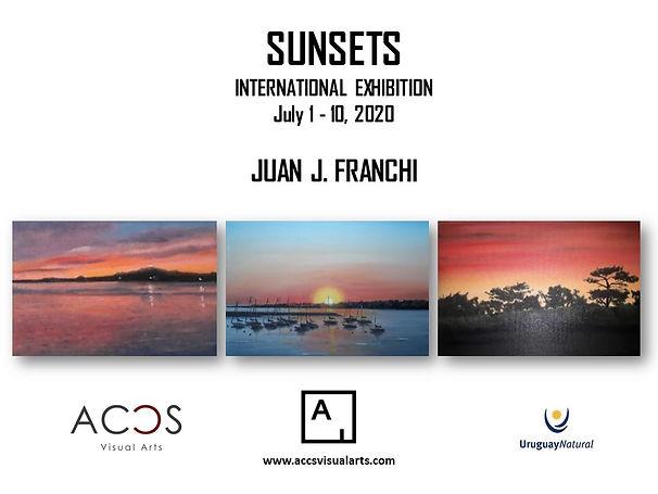 SUNSETS by Juan J. FRANCHI