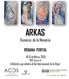 ARKAS by Roxana Portal
