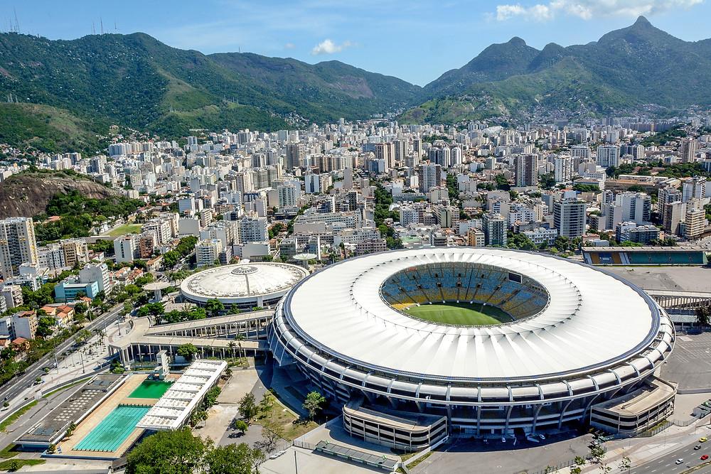 Maracanã - Foto: Jose Guertzenstein - Pixabay