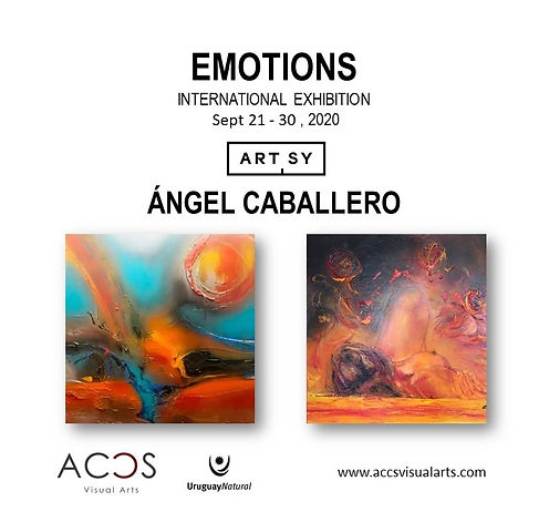EMOTIONS by Ángel Caballero