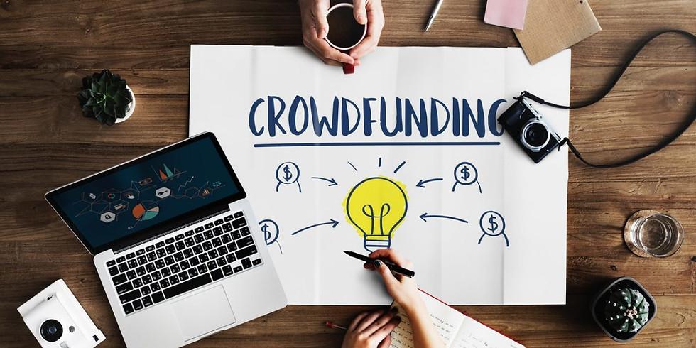 IMPACT LUNCH: Crowdfunding för en bättre värld