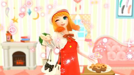 ニンテンドー3DS「GIRLS MODE 3 キラキラ コーデ