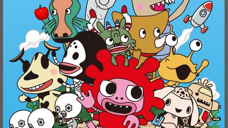 TVアニメ「かいじゅうステップ ワンダバダ」