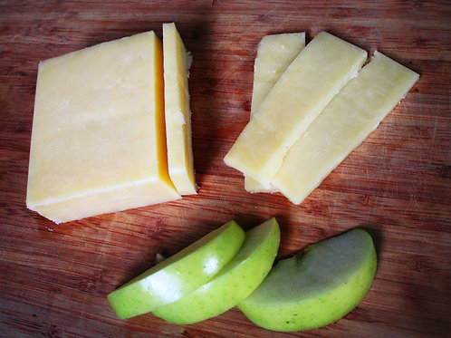 Raw Grass-fed Mild Cheddar