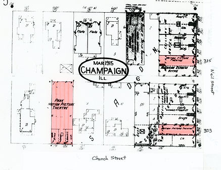 Sanborn map 1915 Neil and Church block.j