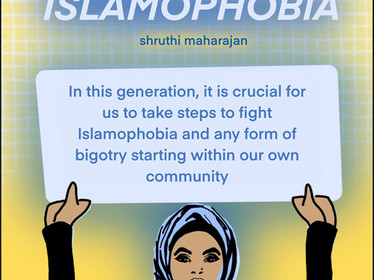 AAPI Solidarity Against Islamophobia