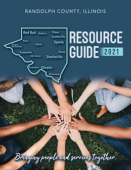 Randolph County Resource Directory Cover