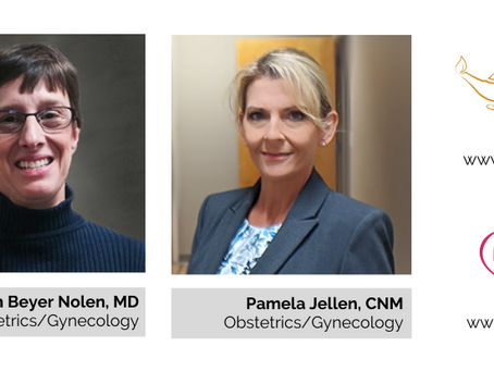 Welcome New OBGYN/Women's Healthcare Providers