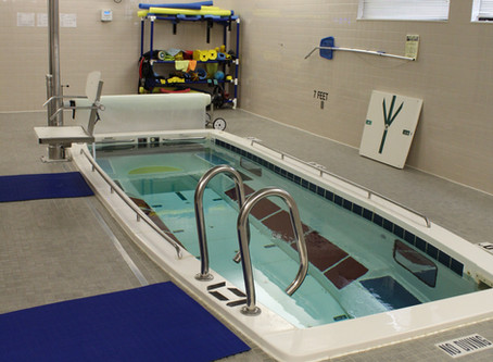 Aquatic Therapy: Less Strain More Gains