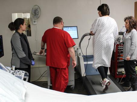 Memorial Hospital Now Offers Stress Echocardiograms
