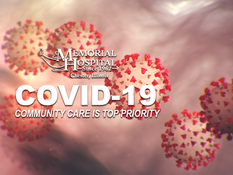 COVID-19: Community Care is Top Priority