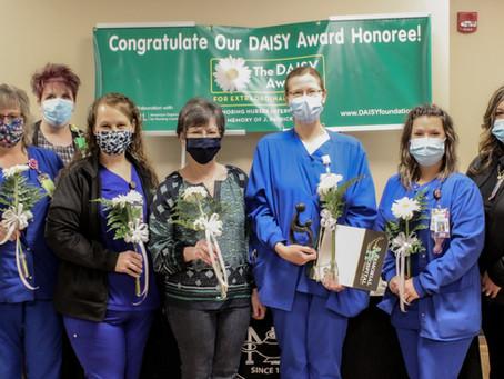 Extraordinary Nurses Recognized at Memorial Hospital