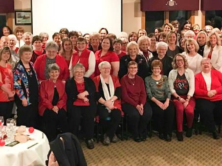 Memorial Hospital Hosts Go Red For Women Event
