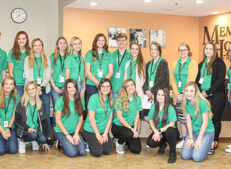 High School Students Explore Healthcare Careers