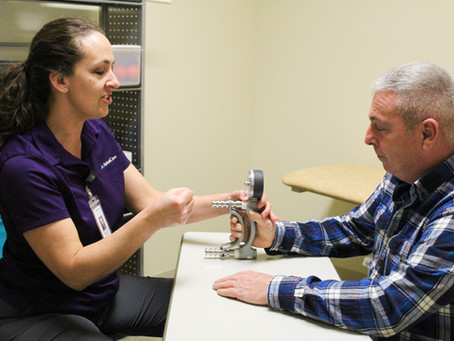 Hand Therapy and Upper Extremity Rehabilitation