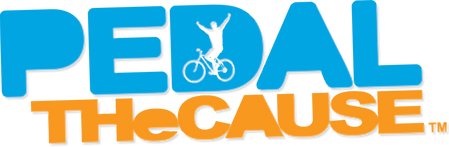 Pedal the Cause Logo