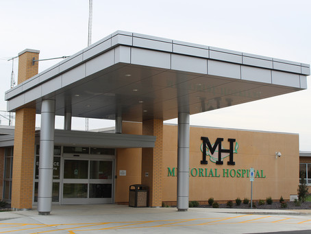 Memorial Hospital Ranks in Top 8%