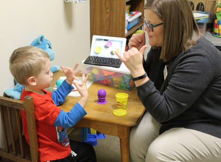 Better Hearing & Speech Month: Common disabilities in children