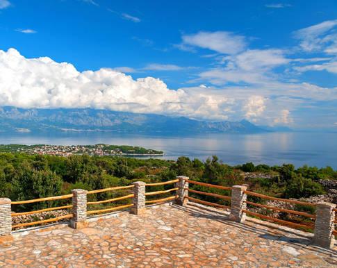 Ranč Visoka - Otok Brač, Hrvatska