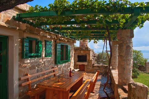 Ranch Visoka - Insel Brac Kroatien Urlaub