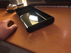 plexiglass drawer