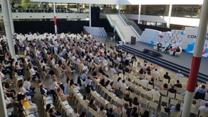 Yazda delegation participate in Estoril Conference in Portugal last week