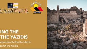 New Report: Cultural Heritage Destruction during the Islamic State's Genocide against the Yazidis