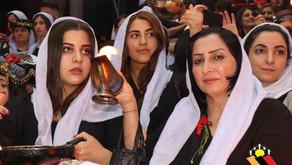 Yazda Statement On the Occasion of the Yazidi New Year ''Çarşema serê salê''