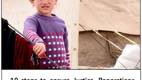 The Yazidi Community Face Another Genocide Unless Governments Take Immediate Action