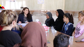 Yazda Case Management & PSS team supported 581 Cases in Iraq and KRI so far this year