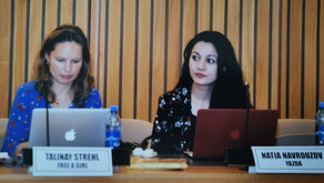 Yazda`s contribution in the last UN report of the Special Rapporteur on trafficking in persons