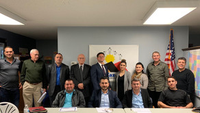 USAID Special Representative discussed humanitarian programs with Yazidi community in Nebraska