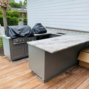 Outdoor Kitchen 1