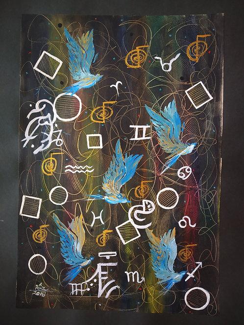 Flight of Zodiacs! I Have the Aura of a Goddess!