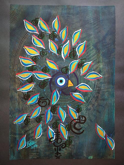 Bird's Eye! I Am Sharp! I Have The Aura of a Goddess!