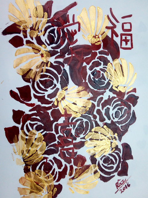 Chocolatey Roses