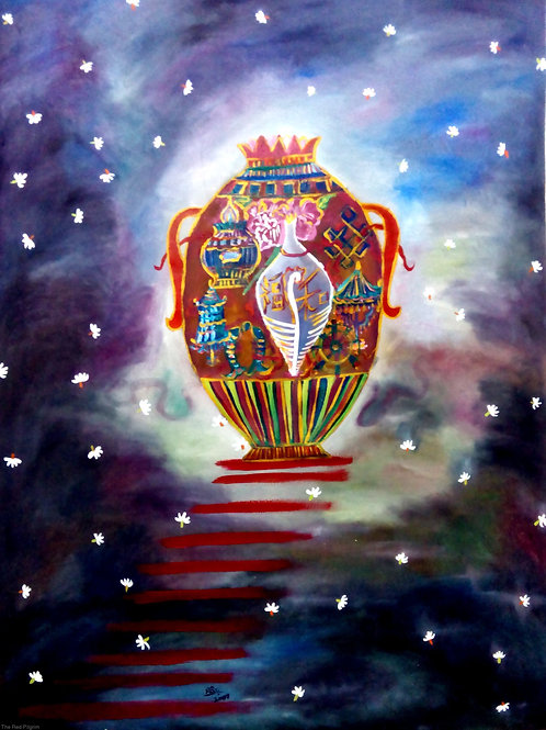 Vase of Inexhaustible Treasures!