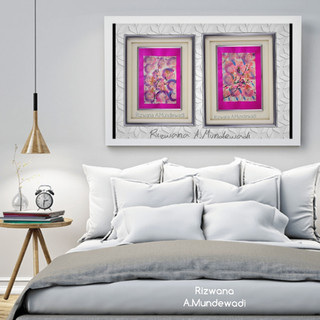 Flowers  Healing Paintings Collection