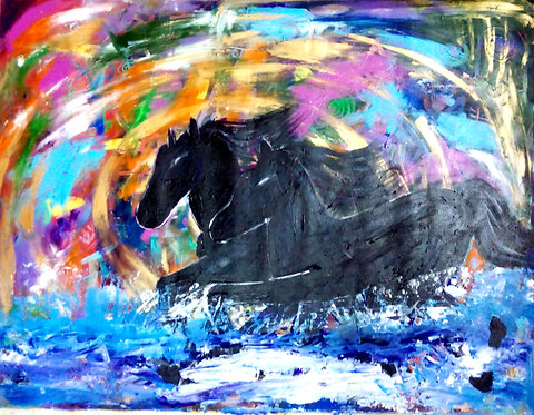Finally Embracing the Chaos! The Happiness Gallop!