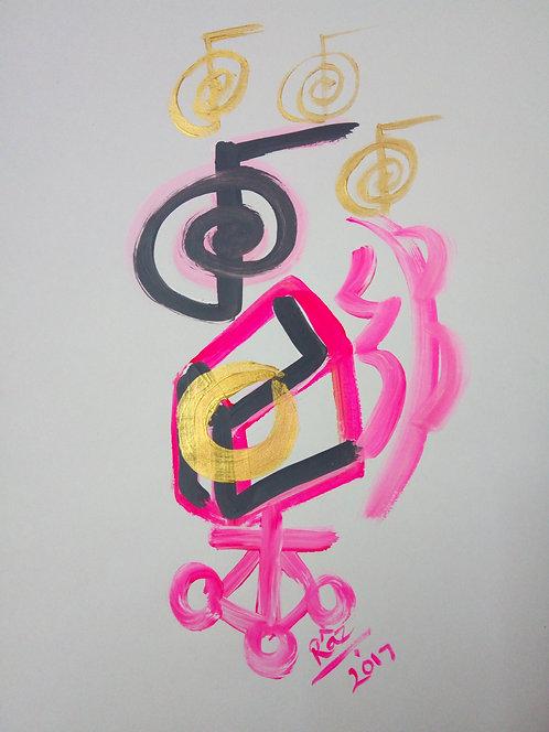 The Rejuvenating Anthakarna 8! Pink Golden Blessings!