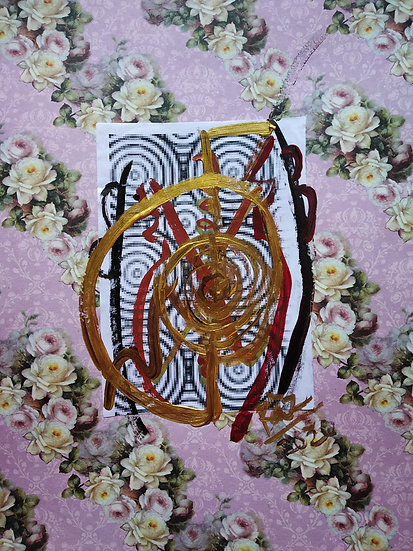 Virus Protection Reiki Symbol Art