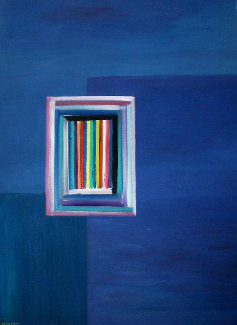 Sophistication! Spiritual cubism