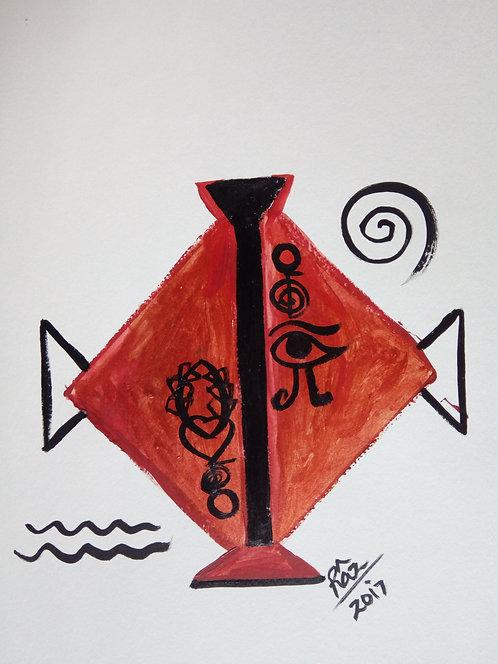The Geometric Symbol Pot
