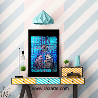 Feng Shui Paintings Collection