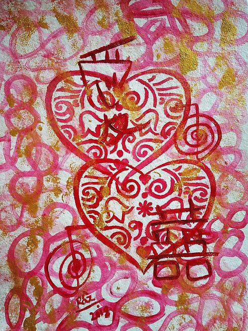 Lightheartedness! New Love!! Pair