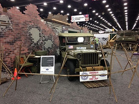 WWII Louisville Ford Jeep