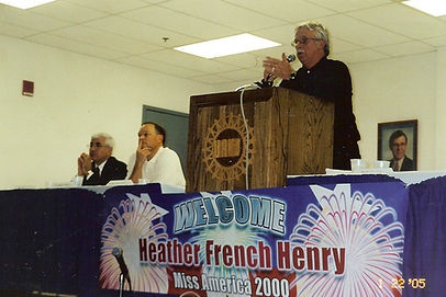 Louisville Vet Seminar 2005