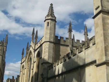 ERIC Reaches Oxford University